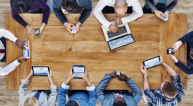 Digitalización en Colombia.